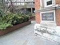 Site of the former Cripplegate Library - geograph.org.uk - 1831517.jpg