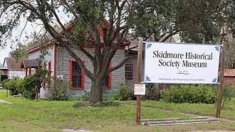 Skidmore, Texas - The Skidmore Historical Society Museum