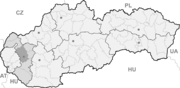 Križovany nad Dudváhom (Slowakei)