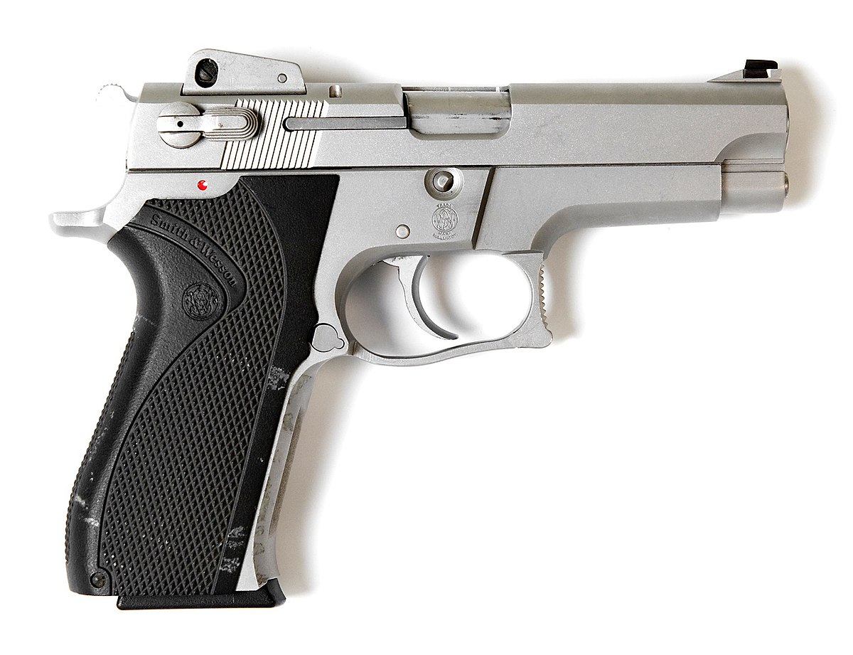 Smith and wesson m