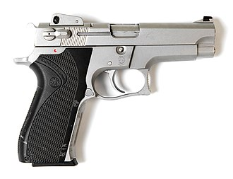 Smith & Wesson Model 59 - Image: Smith and Wesson Model 5906