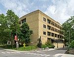 Snee Hall, at Cornell University, Ithaca.jpg
