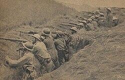 Soldados paulista em trincheira em Silveiras, 1932.jpg