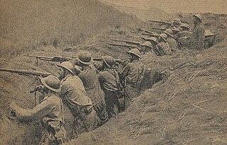1932 Civil War in Brazil