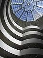 Solomon R. Guggenheim Museum, New York City, Lobby Skylight Delight.jpg
