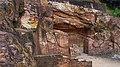 Son Bhandar caves, Rajgir, Bihar 03.jpg
