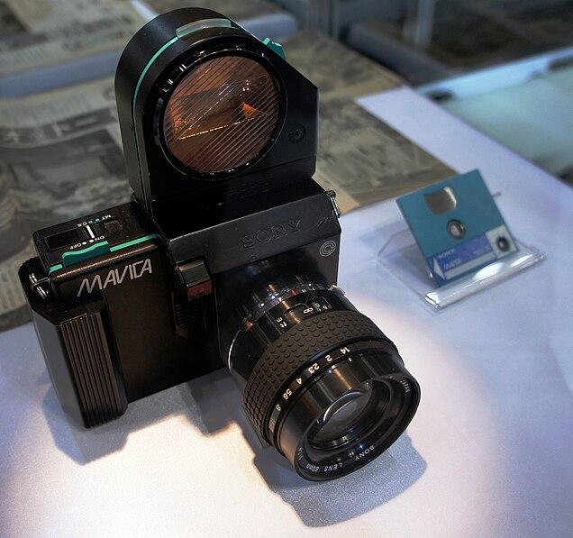 File:Sony Mavica 1981 prototype CP+ 2011.jpg