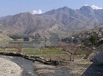 Surobi District (Kabul) - Image: Sorobi waterside