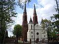 Sosnowiec, zespół kościoła pw. św. Joachima, 1848, 1893-1908 03.JPG