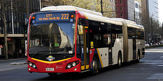 Buses in Adelaide