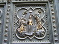 South Doors of the Florence Baptistry - Detail 2.JPG