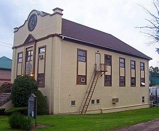 South Fallsburg Hebrew Association Synagogue