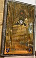 South Holmwood, St Mary Magdalene, brass to John Gough Nichols FSA.jpg