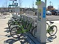 South at GREENbike UTA Salt Lake Central Station, Apr 15.jpg