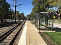 Southington (Green Line) Rapid Station October 2015.JPG