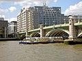 Southwark bridge. - geograph.org.uk - 519471.jpg