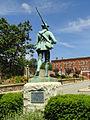 Spanish-American War Monument (Gardner, Massachusetts) - DSC00840.JPG