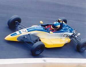 Borland Racing Developments - Image: Spectrum 07