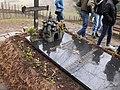 Spomenik grob Desanke Maksimović.JPG
