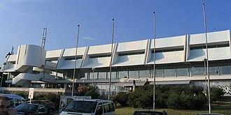 Dvorana Mladosti - Image: Sportska dvorana na Trsatu, 24.6.2006. (1)