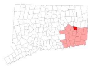 Sprague, Connecticut - Image: Sprague CT lg