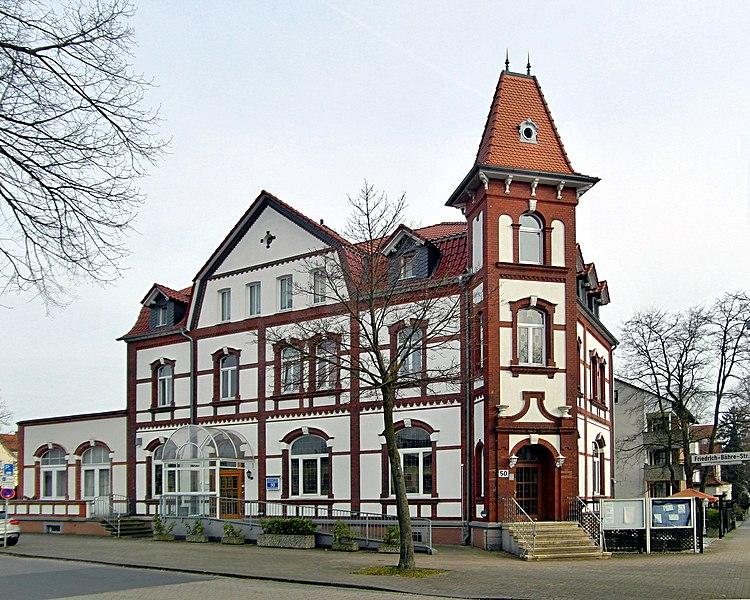 File:Springe-Bahnhofstrasse 50.JPG