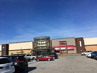 Springfield Mall (Pennsylvania) shopping mall in Springfield Township, Pennsylvania