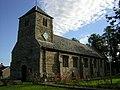 St.Michael's church, Thorpe-on-the-Hill, Lincs. - geograph.org.uk - 50898.jpg