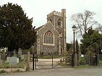 St. John the Evangelist, the parish church of Havering-atte-Bower - geograph.org.uk - 731608.jpg