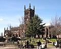 St. Peter's Collegiate Church, Wolverhampton - geograph.org.uk - 374475.jpg