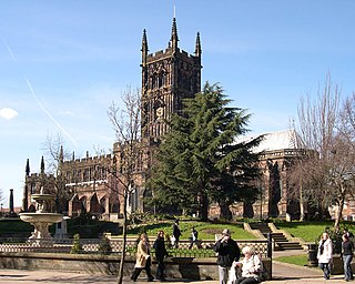 St Peters Collegiate Church Church
