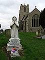 St Andrew's Church - churchyard - geograph.org.uk - 702213.jpg