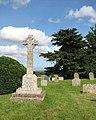 St Margaret's church - war memorial - geograph.org.uk - 1338953.jpg