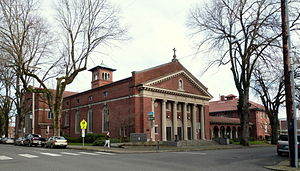 Roman Catholic Archdiocese of Portland in Oregon - St Mary's Cathedral of the Immaculate Conception