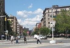 Resultado de imagen para avenida Saint Nicholas del alto manhattan, Nueva York