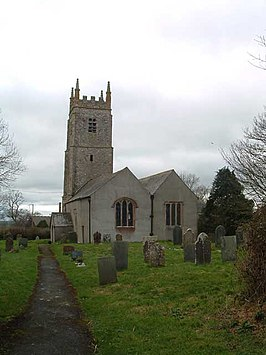 St Peter's Church, Dowland - geograph.org.uk - 71789.jpg