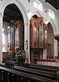 St Peter's Church, St Albans, Herts - Organ - geograph.org.uk - 447055.jpg