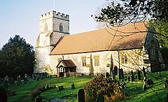 St Peter and St Paul's, Medmenham - geograph.org.uk - 89683.jpg