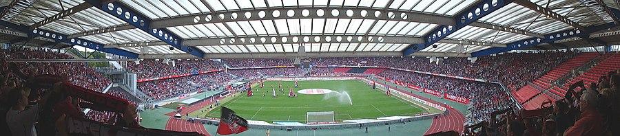 Max Morlock Stadion Wikipedia