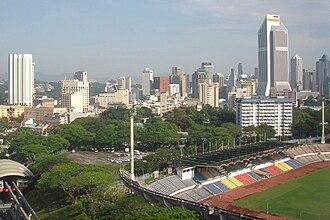 Stadium Merdeka - Image: Stadium Merdeka Kuala Lumpur 2007