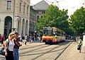 Stadtbahn car on Kaiserstrasse - geo.hlipp.de - 4619.jpg
