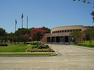Stafford, Texas - Stafford Civic Center