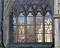 Stained glass, Exeter Cathedral - geograph.org.uk - 1090725.jpg