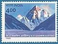 Stamp of India - 1988 - Colnect 165251 - K2 Godwin Austin.jpeg