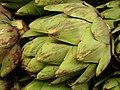 Starr-070730-7891-Cynara scolymus-fruit-Foodland Pukalani-Maui (24262391264).jpg