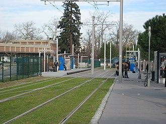 Station Peixotto (Tram de Bordeaux) - Station Peixotto
