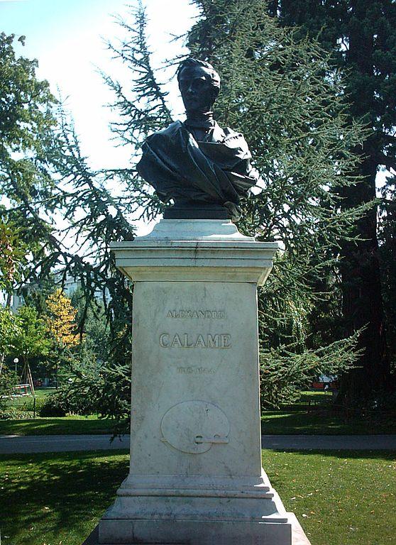File statue calame geneve jpg wikimedia commons for Alexandre jardin wikipedia