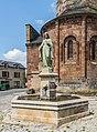 Statues of Jesus in Saint-Saturnin-de-Lenne.jpg