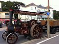 Steam traction engine in Exmouth.jpg