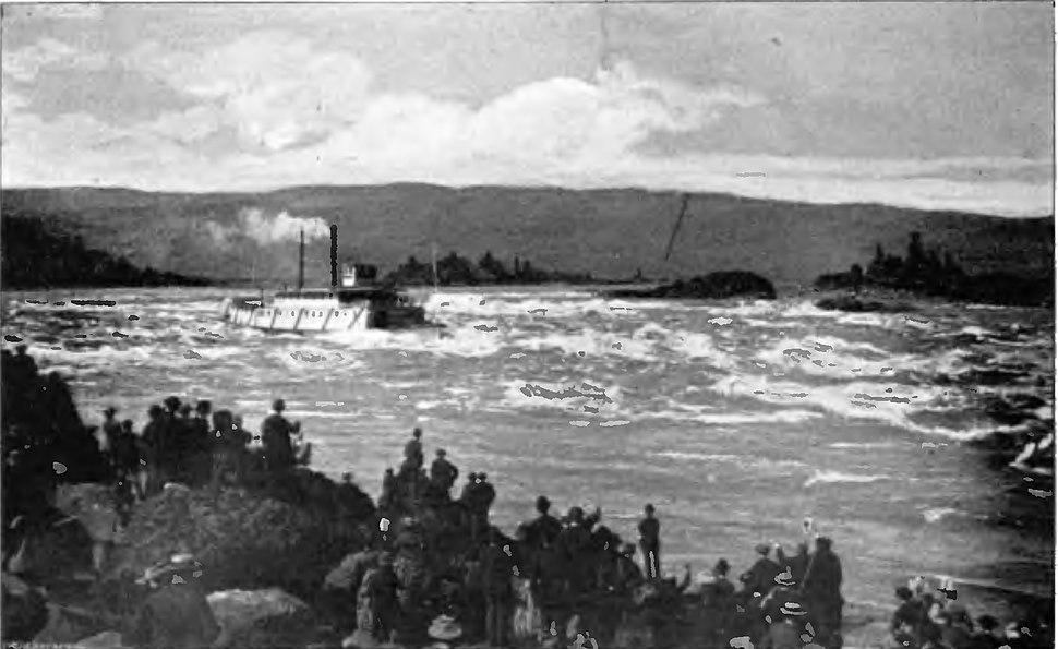 Steamboat Hassalo running Cascades